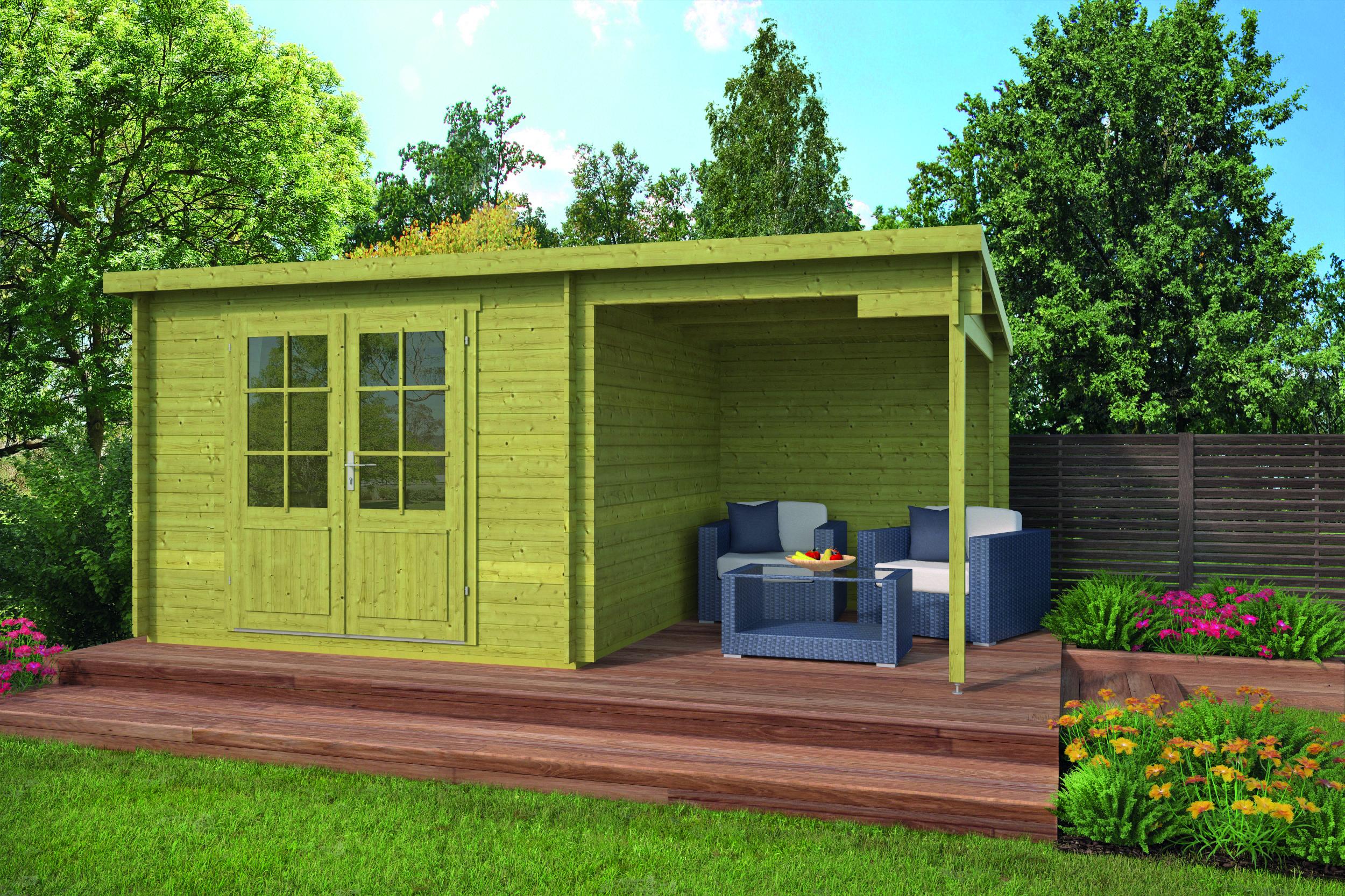 Dora – Log Cabin /Garden Shed