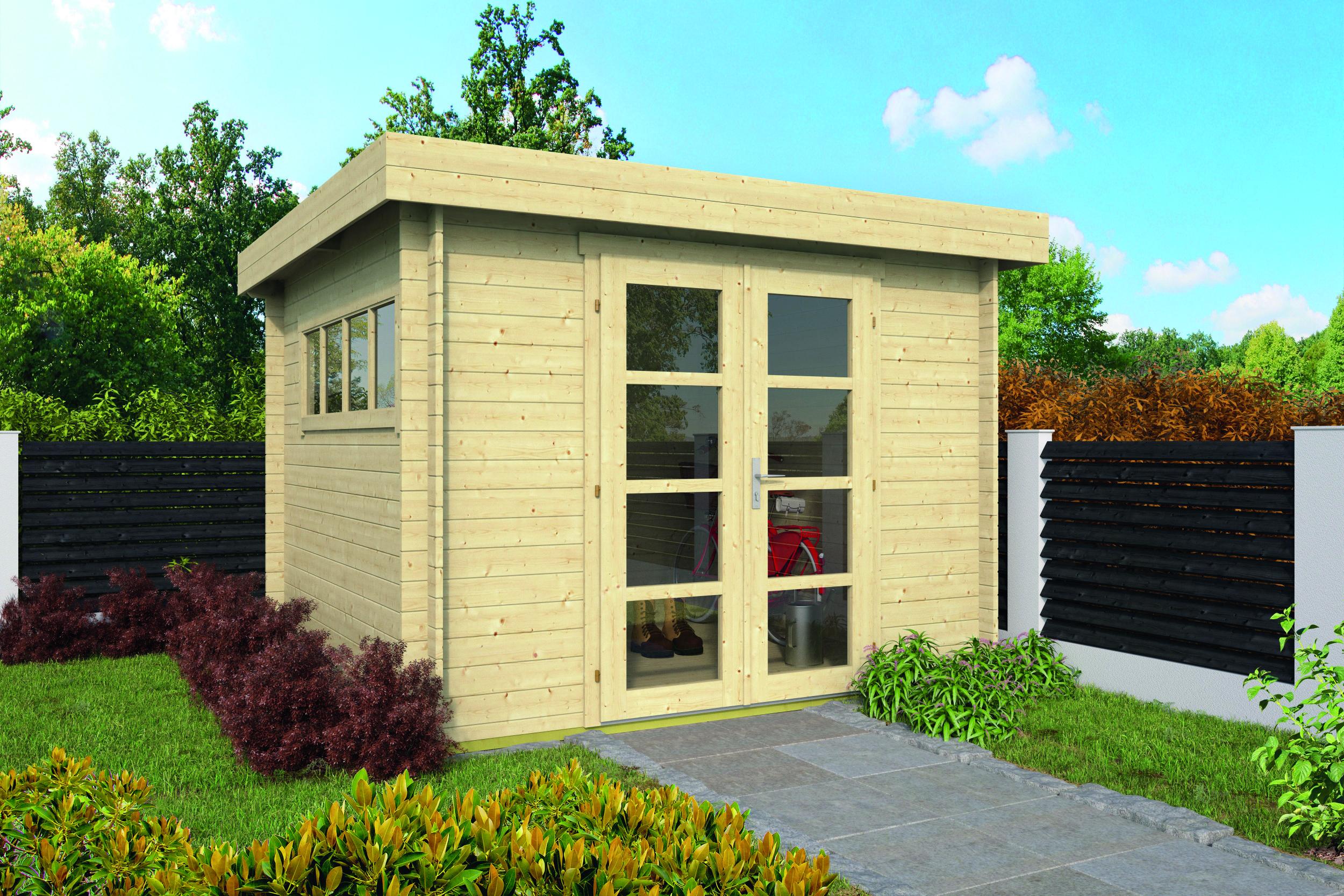 Bodine – Log Cabin /Garden Shed