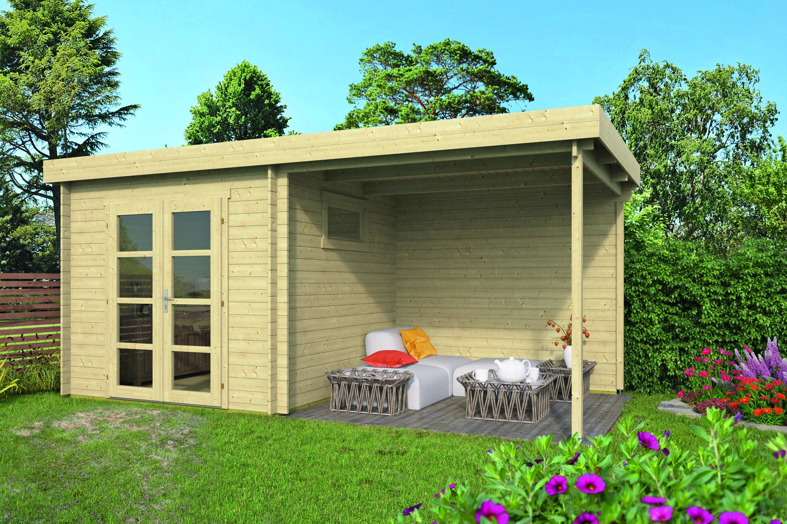 Brenda – Log Cabin /Garden Shed
