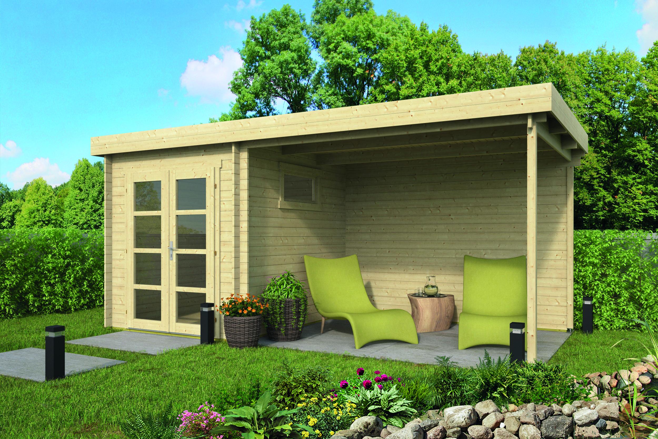 Erickson – Log Cabin /Garden Shed