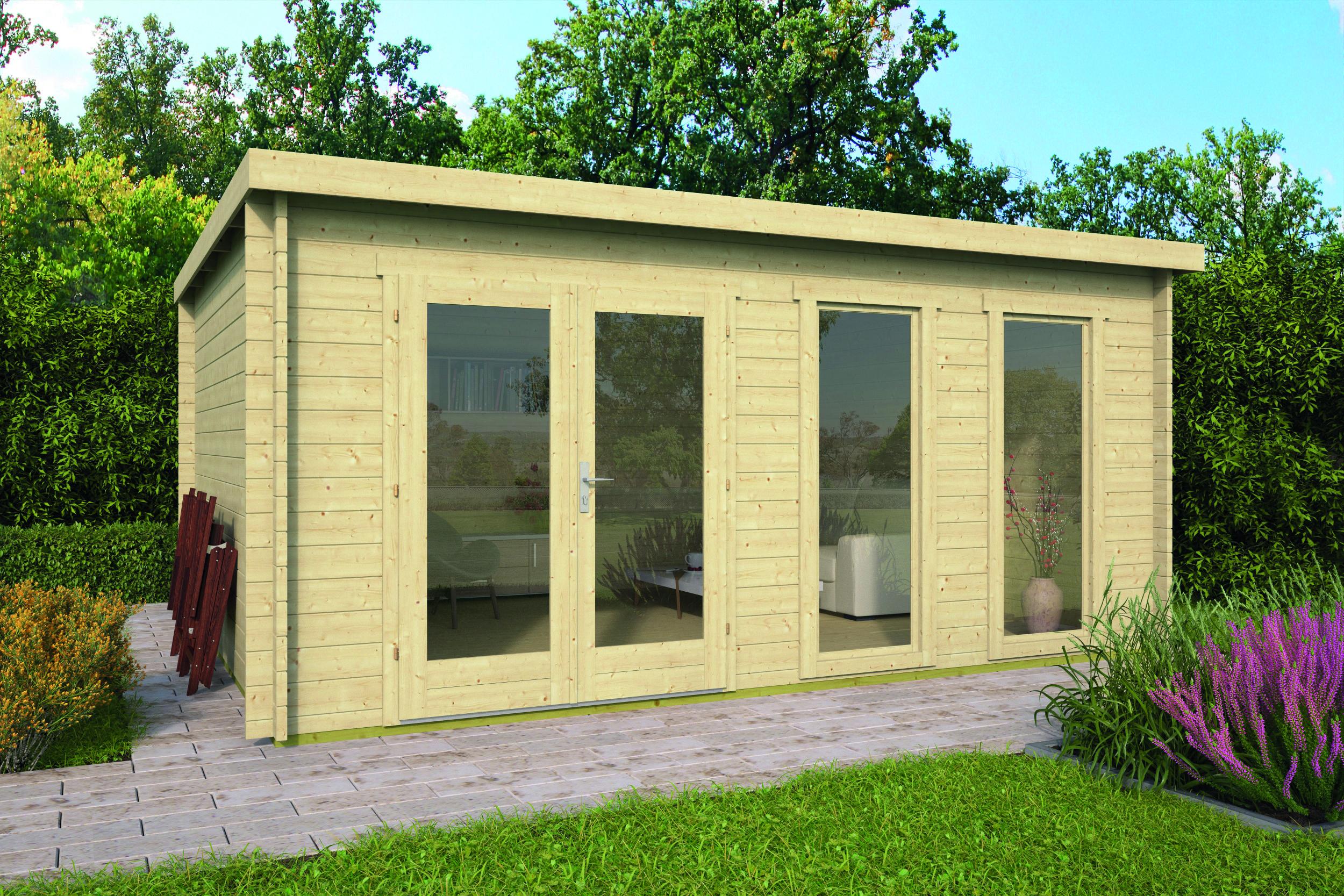 Annabel – Log Cabin /Garden Shed