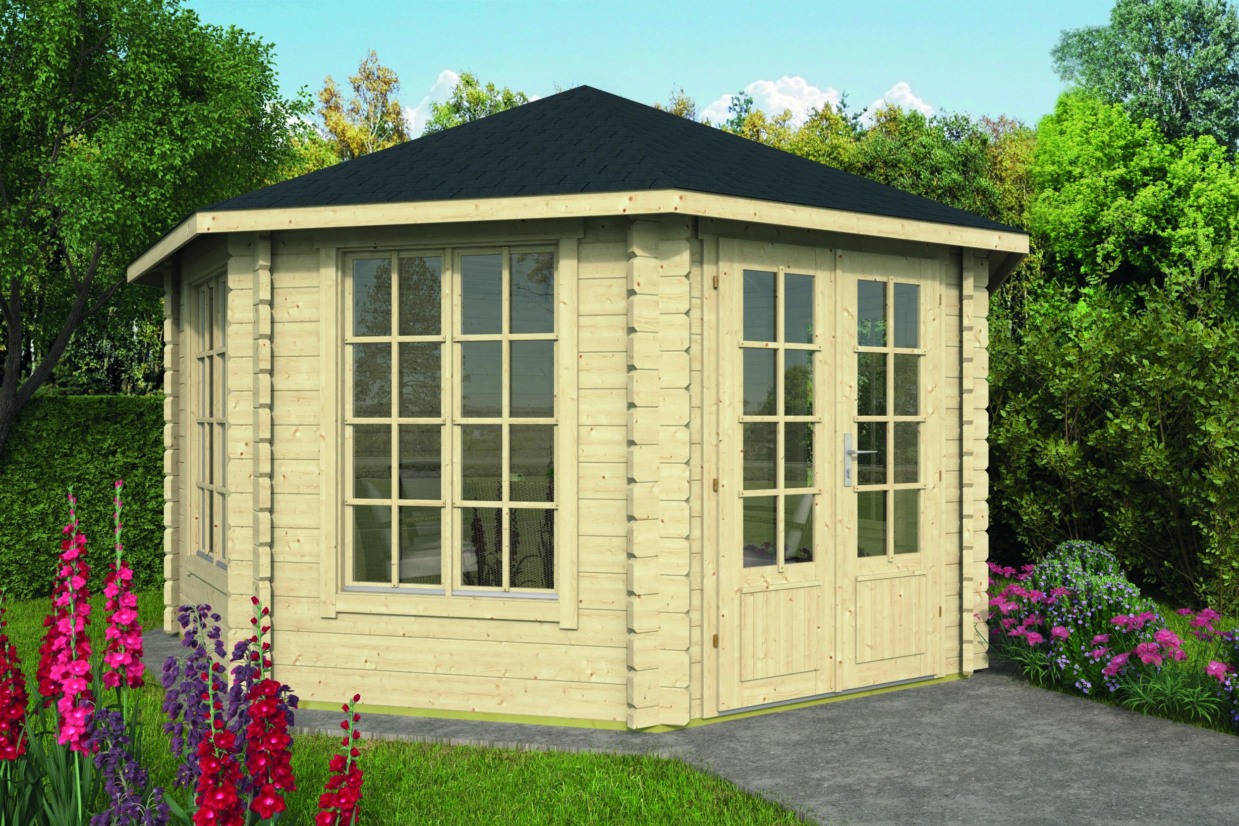 Lynn – Log Cabin /Garden Shed