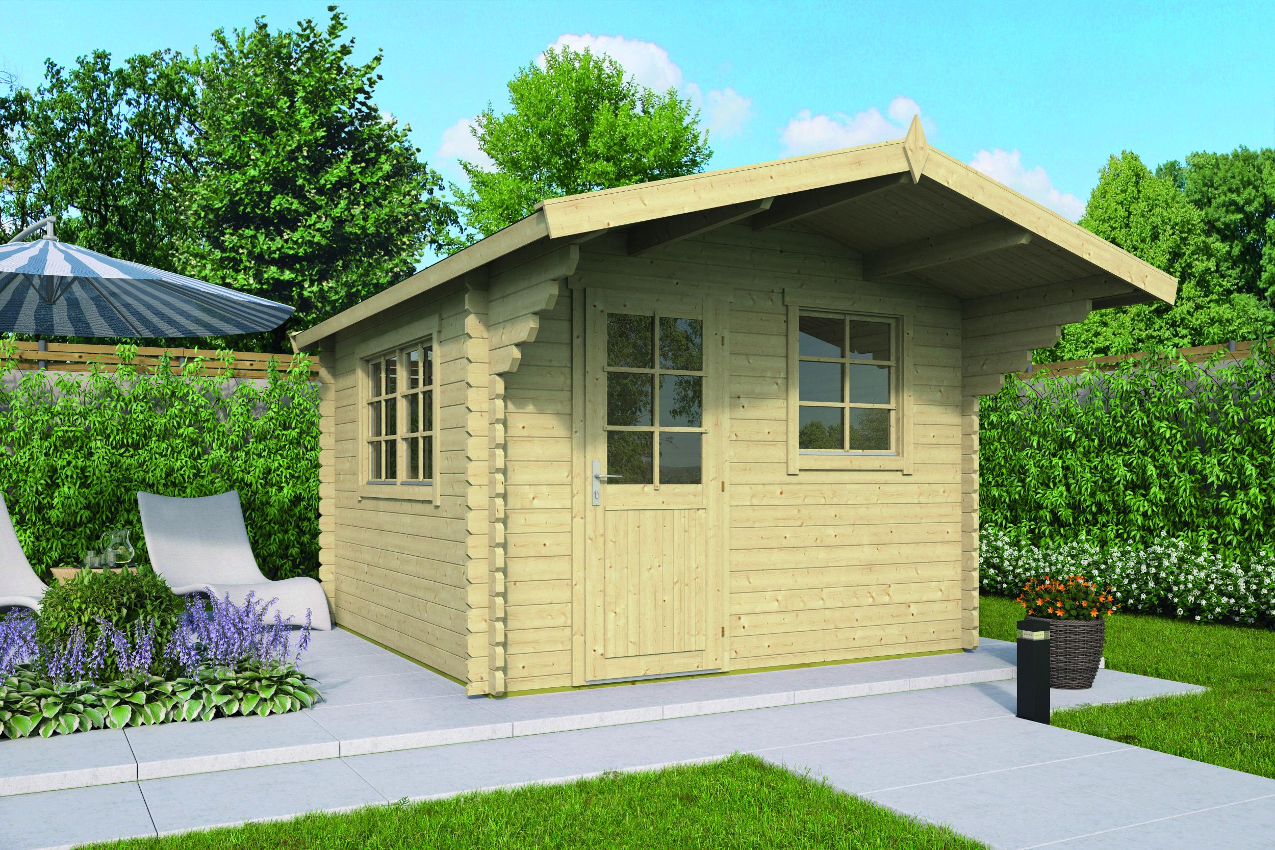 Riho – Log Cabin /Garden Shed