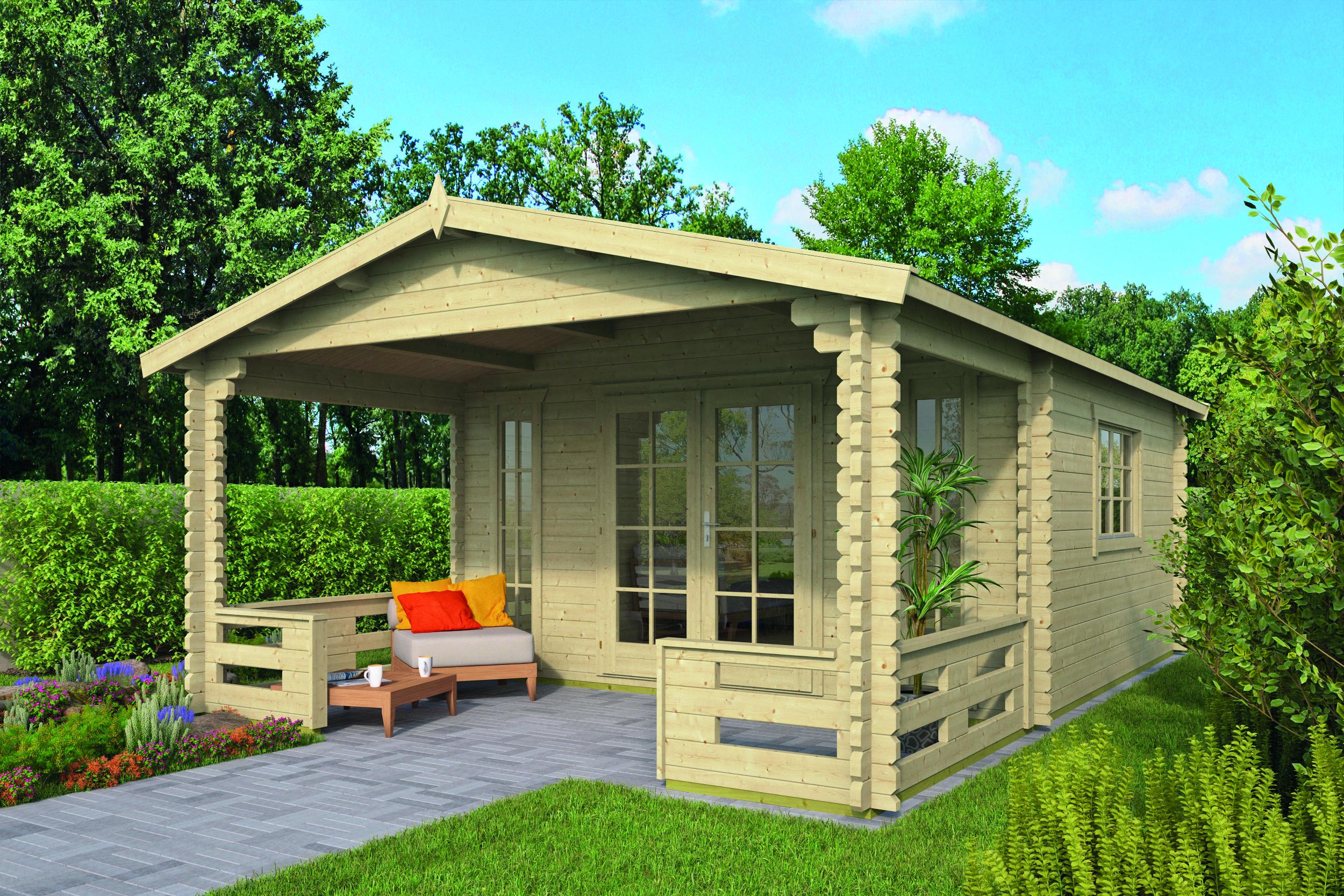 Frodo – Log Cabin /Garden Shed