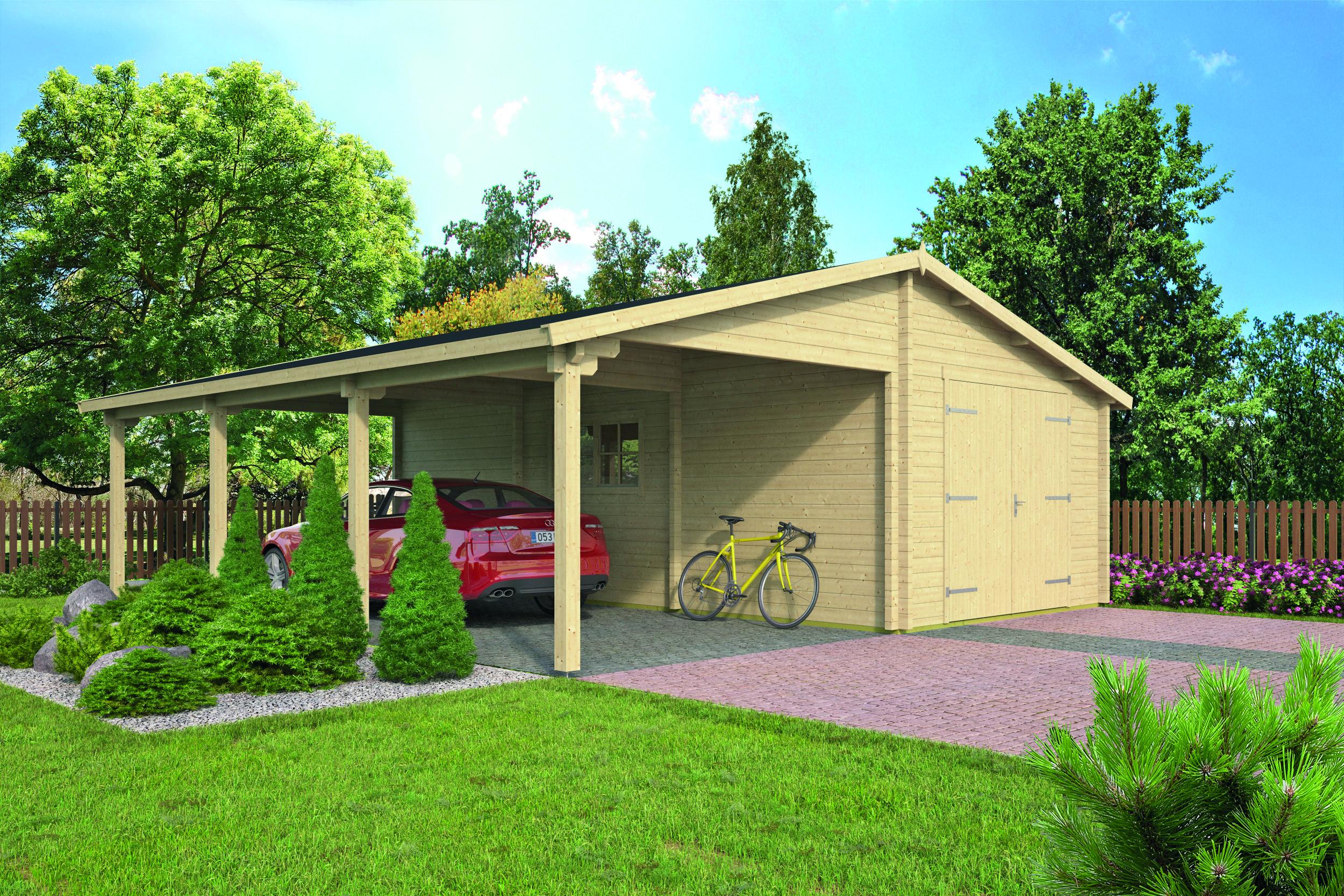 Berggren Garage/carport