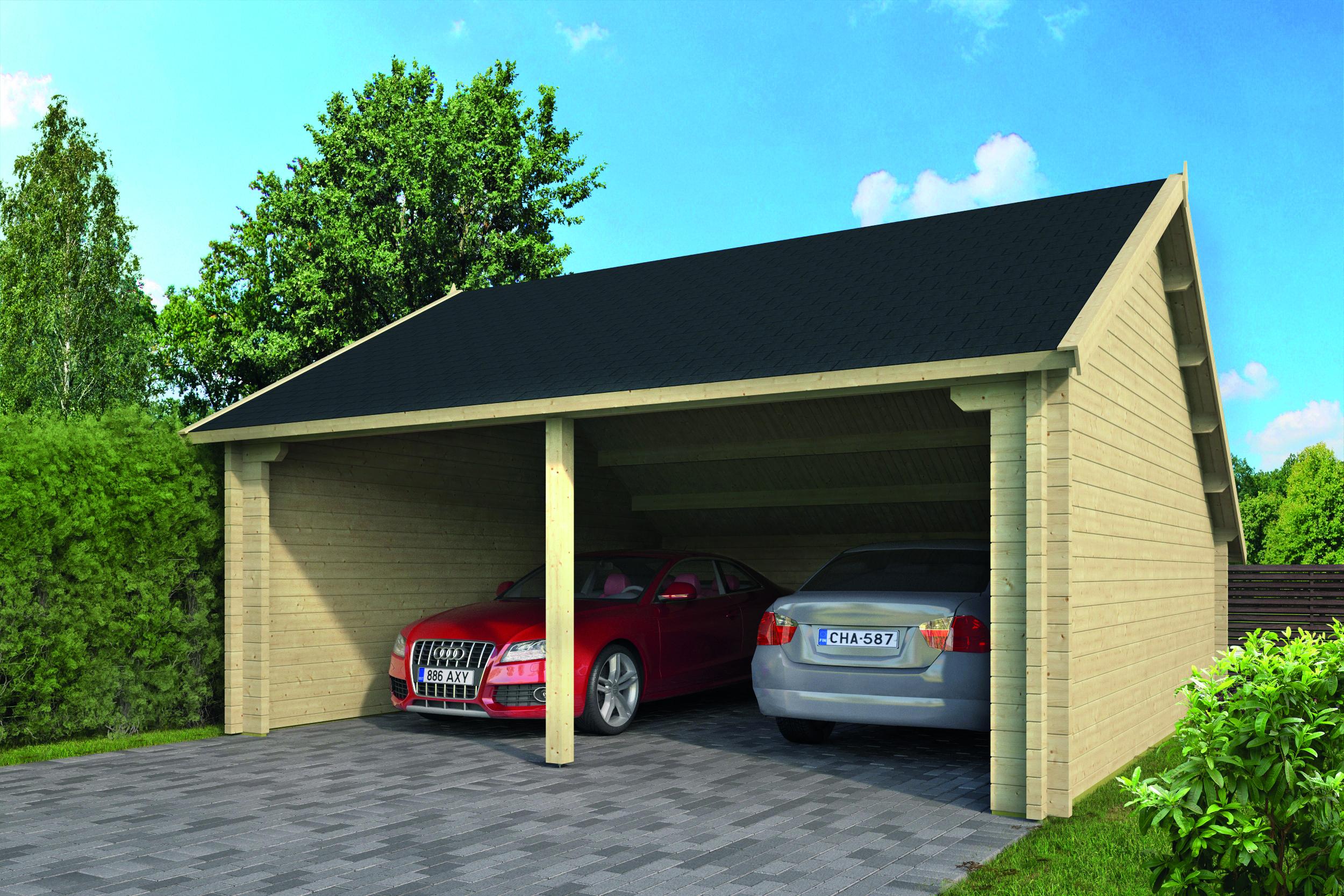 Nysse Garage/open-sided Barn