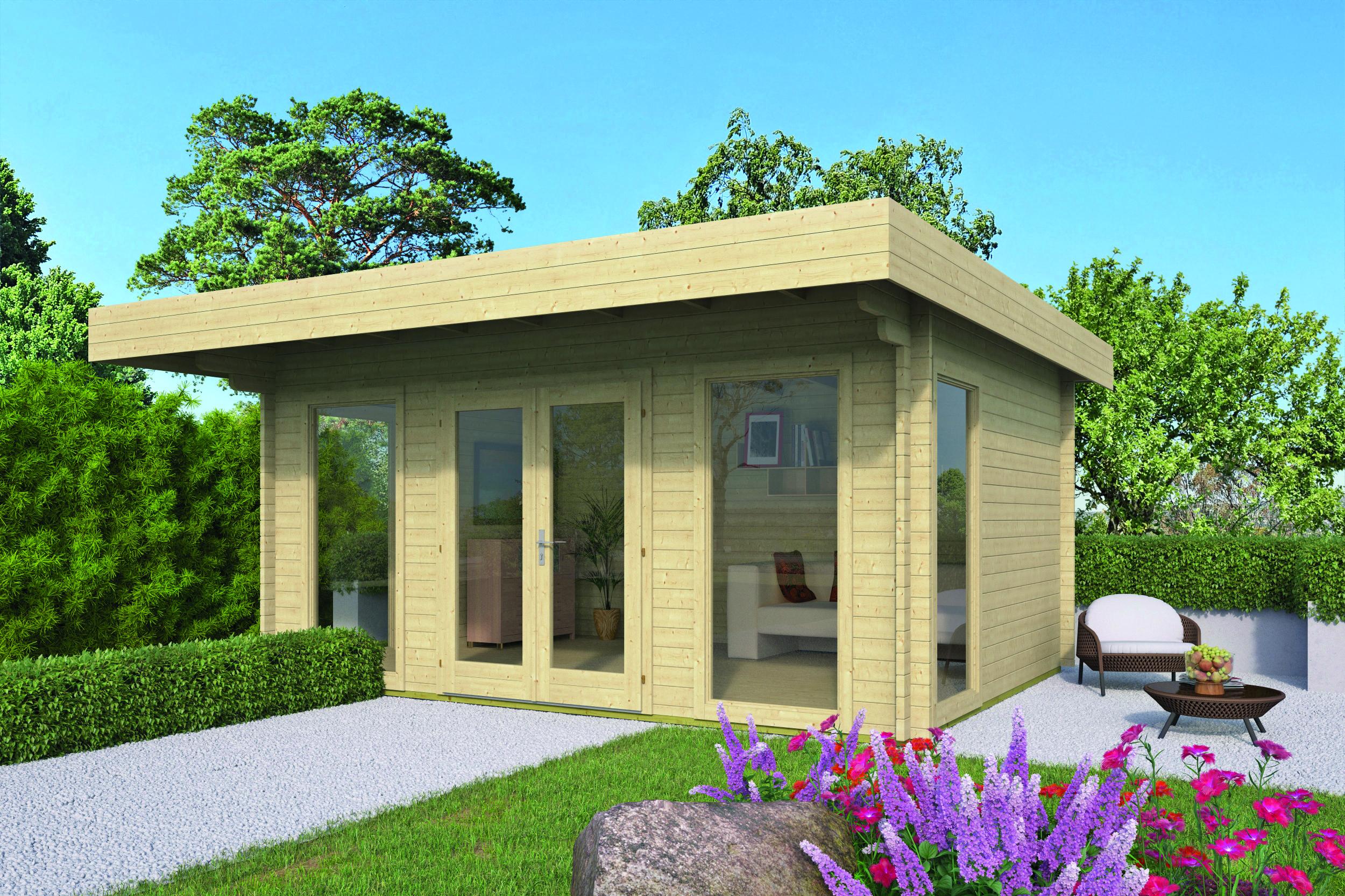 Yorick – Log Cabin /Garden Shed