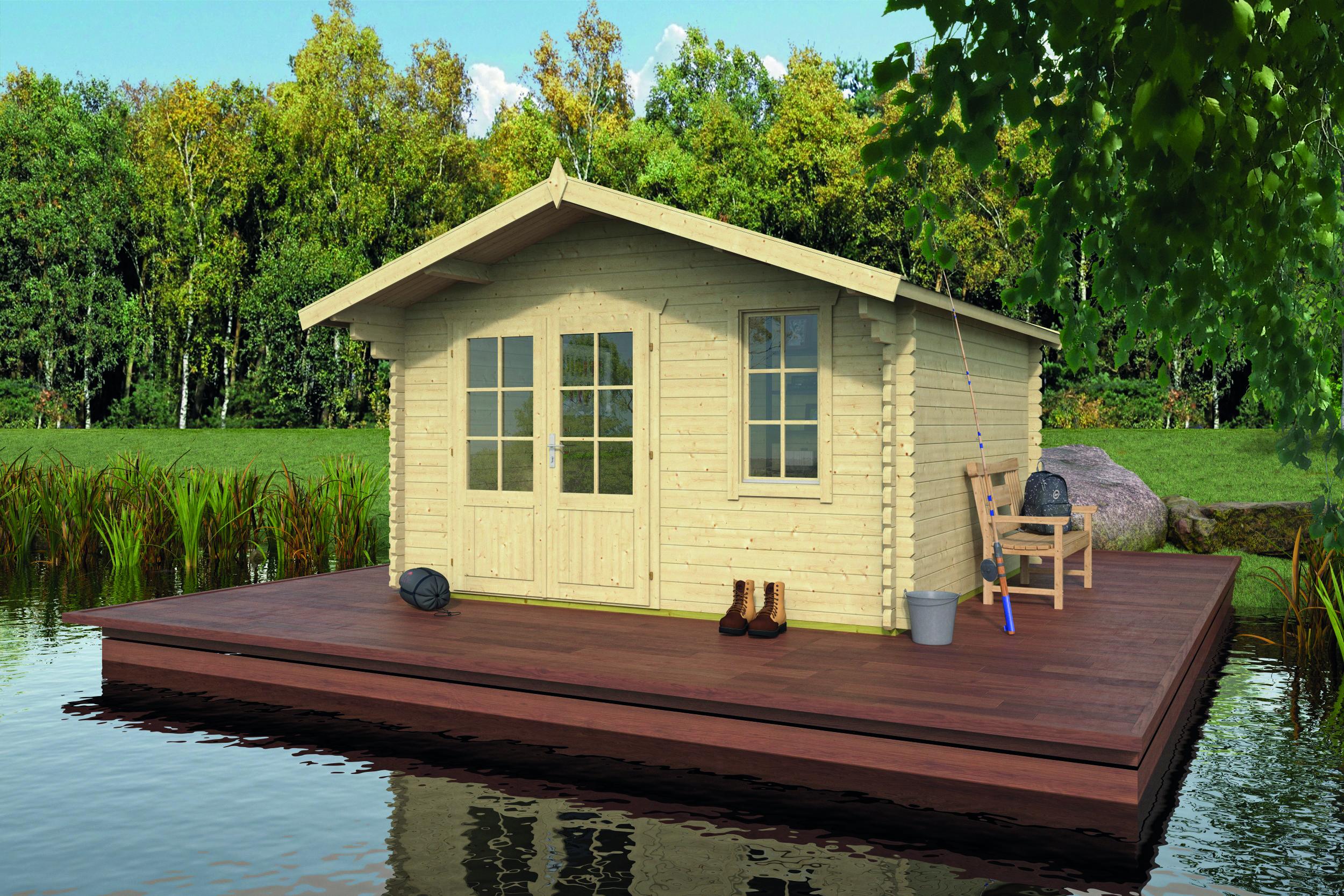 Ulrik – Log Cabin /Garden Shed