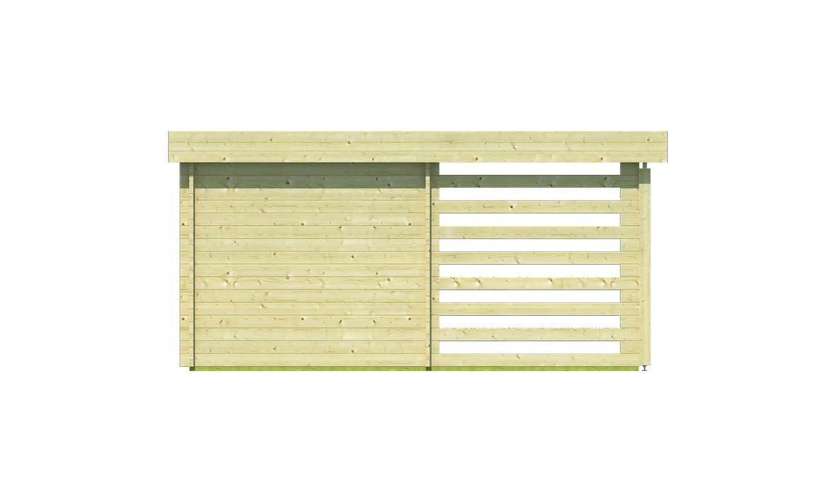 Lilou – Log Cabin /Garden Shed