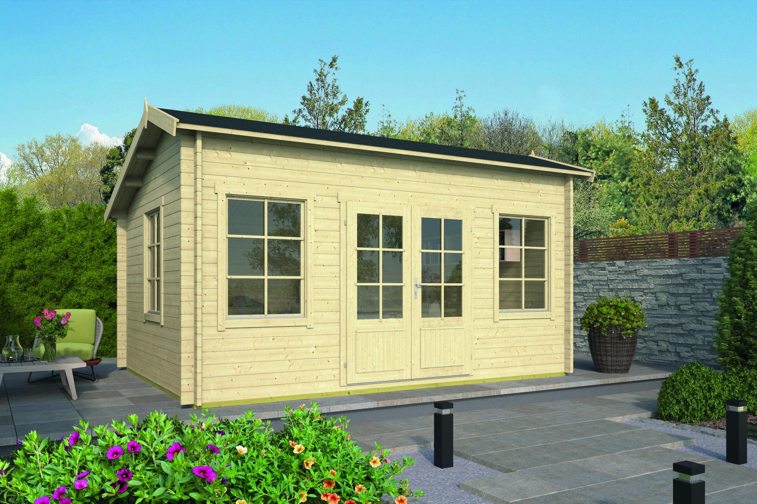 Tane – Log Cabin /Garden Shed