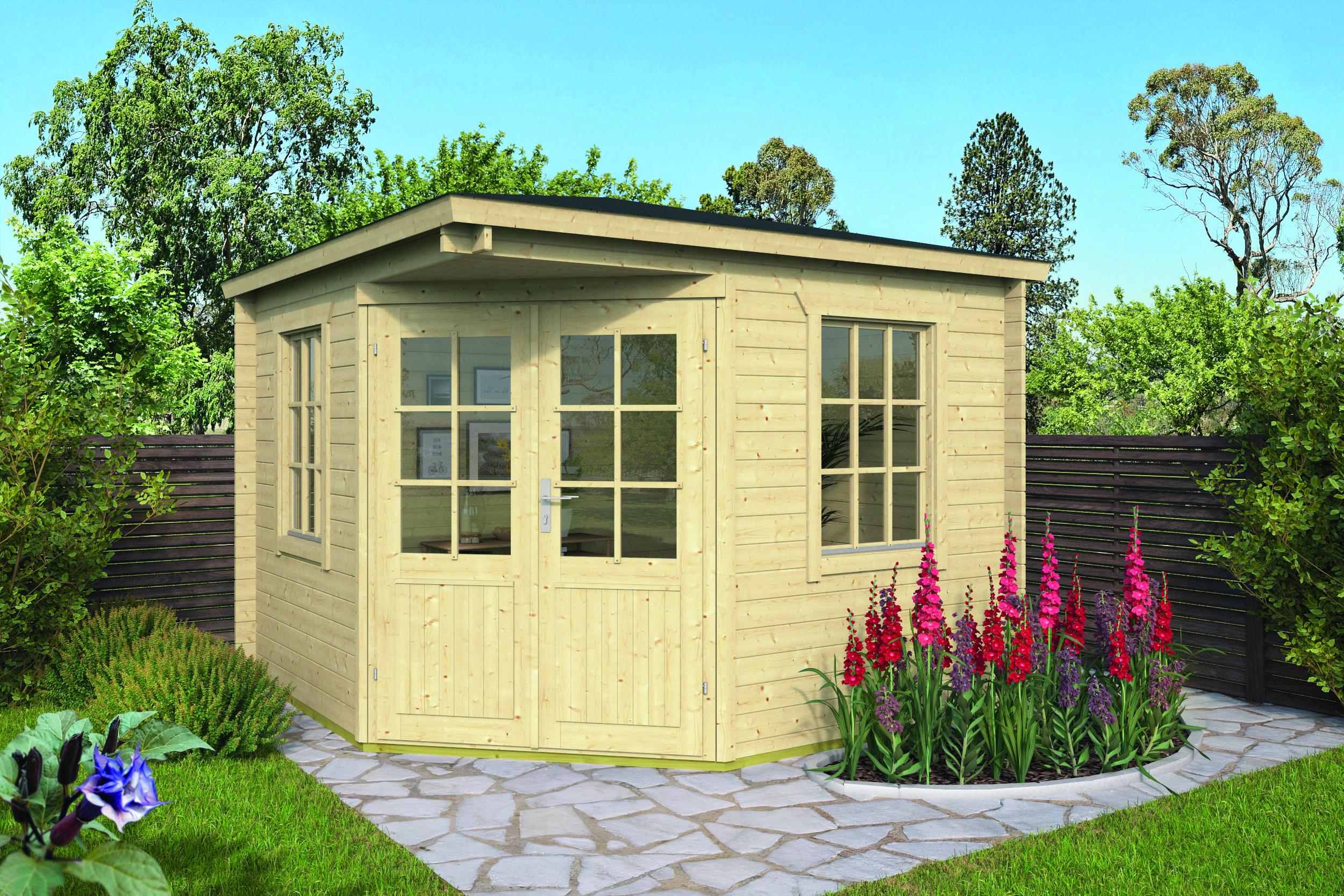 Emma – Log Cabin /Garden Shed