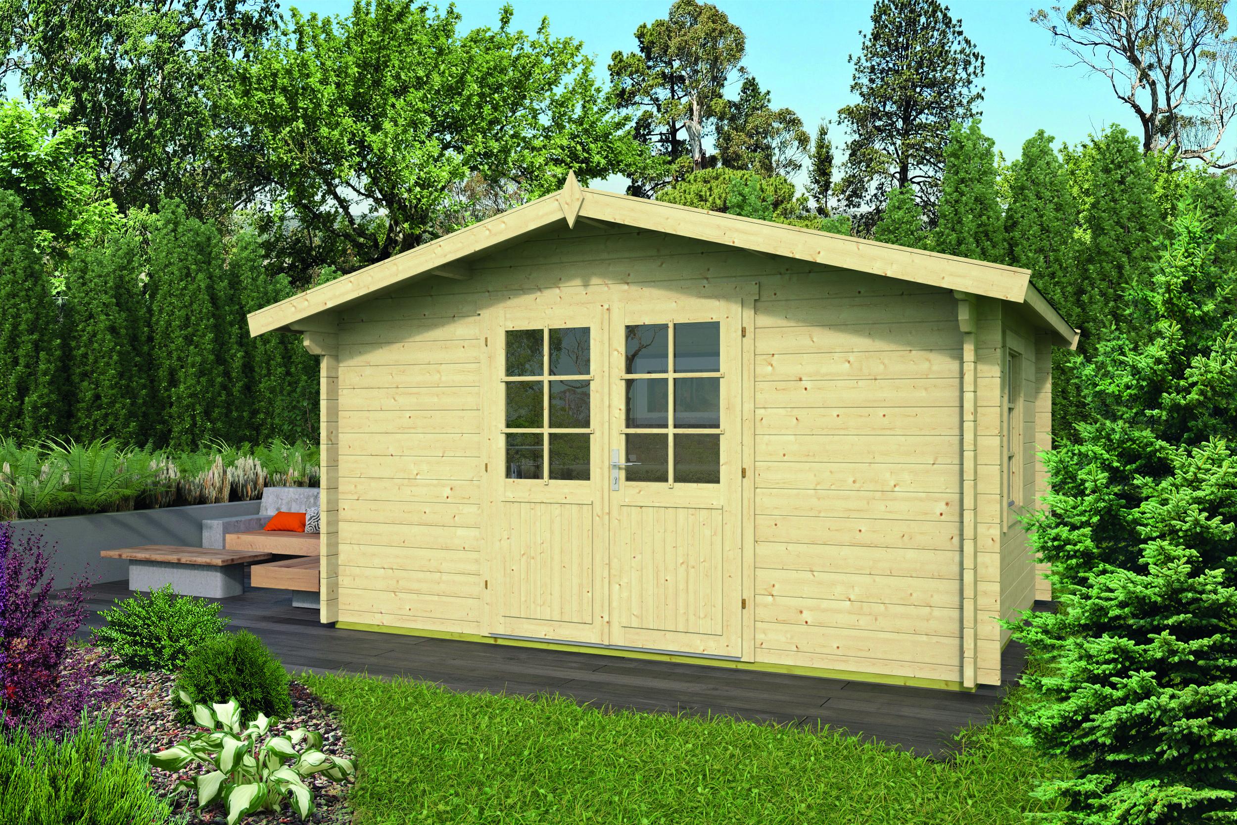 Log Cabin Dyre