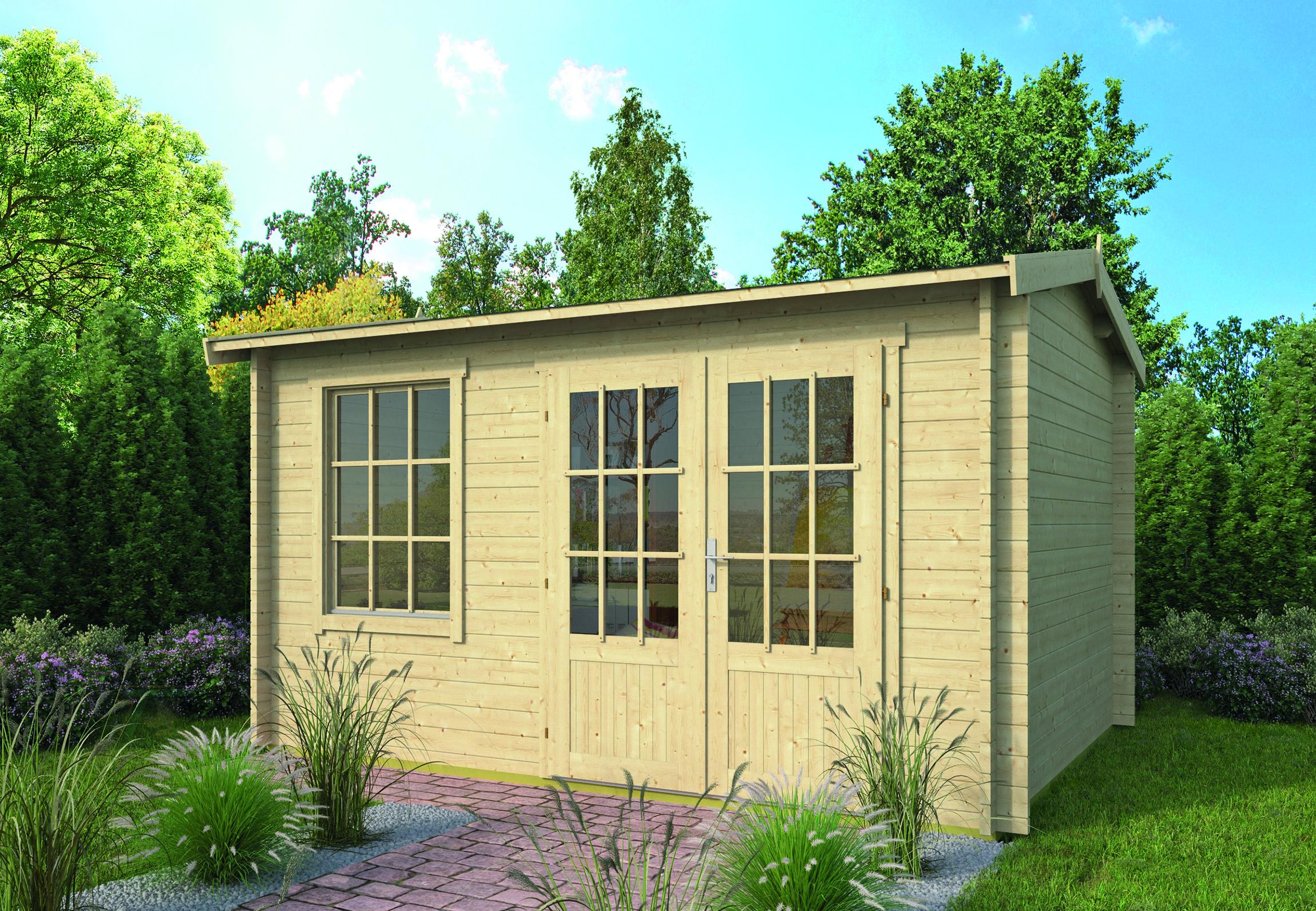 Chloe – Log Cabin /Garden Shed