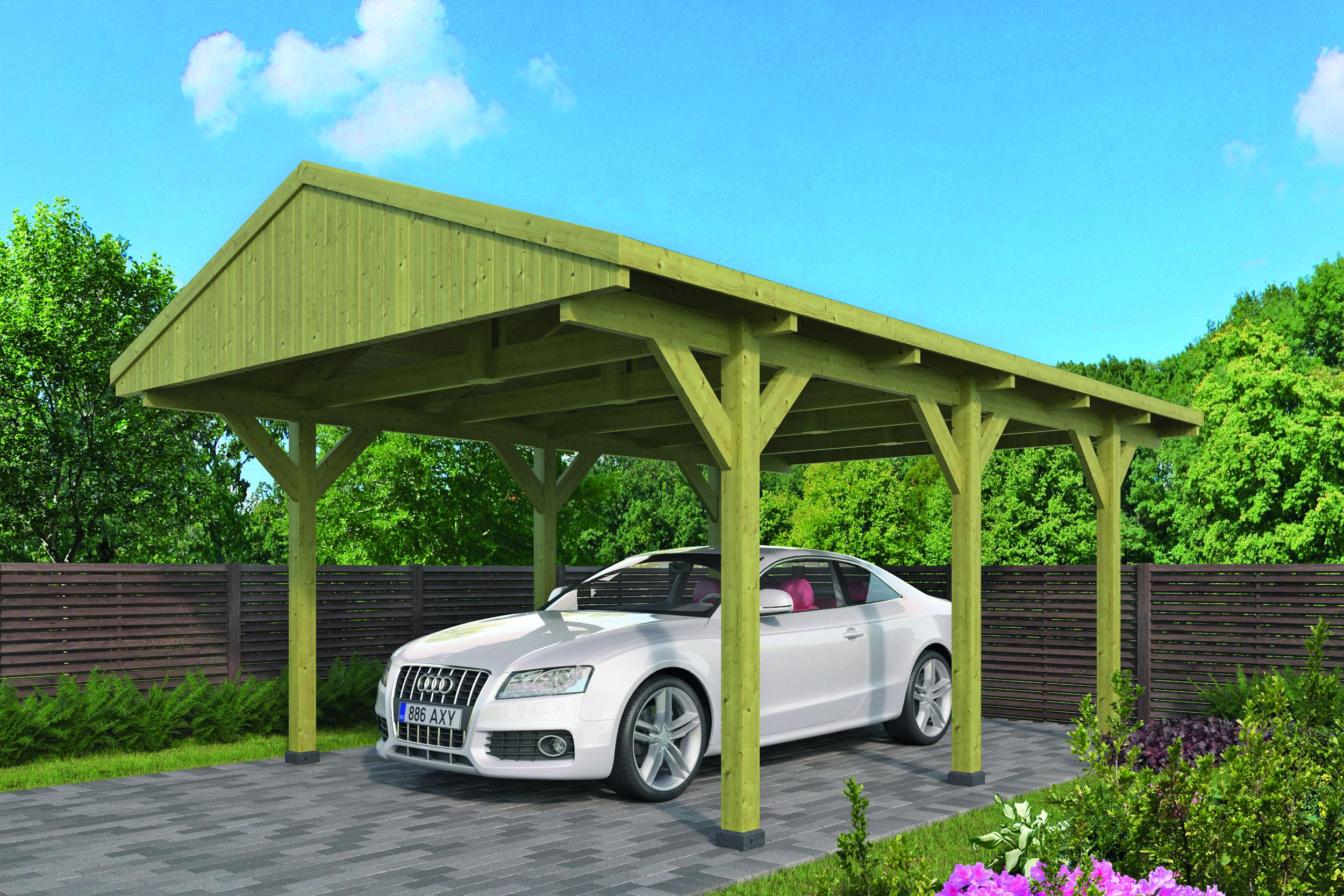 Carport , Apex Roof
