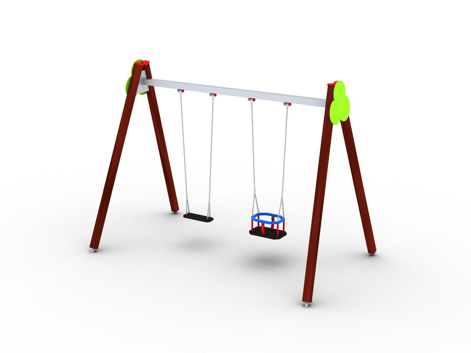 Double Pendulum Swing Mix
