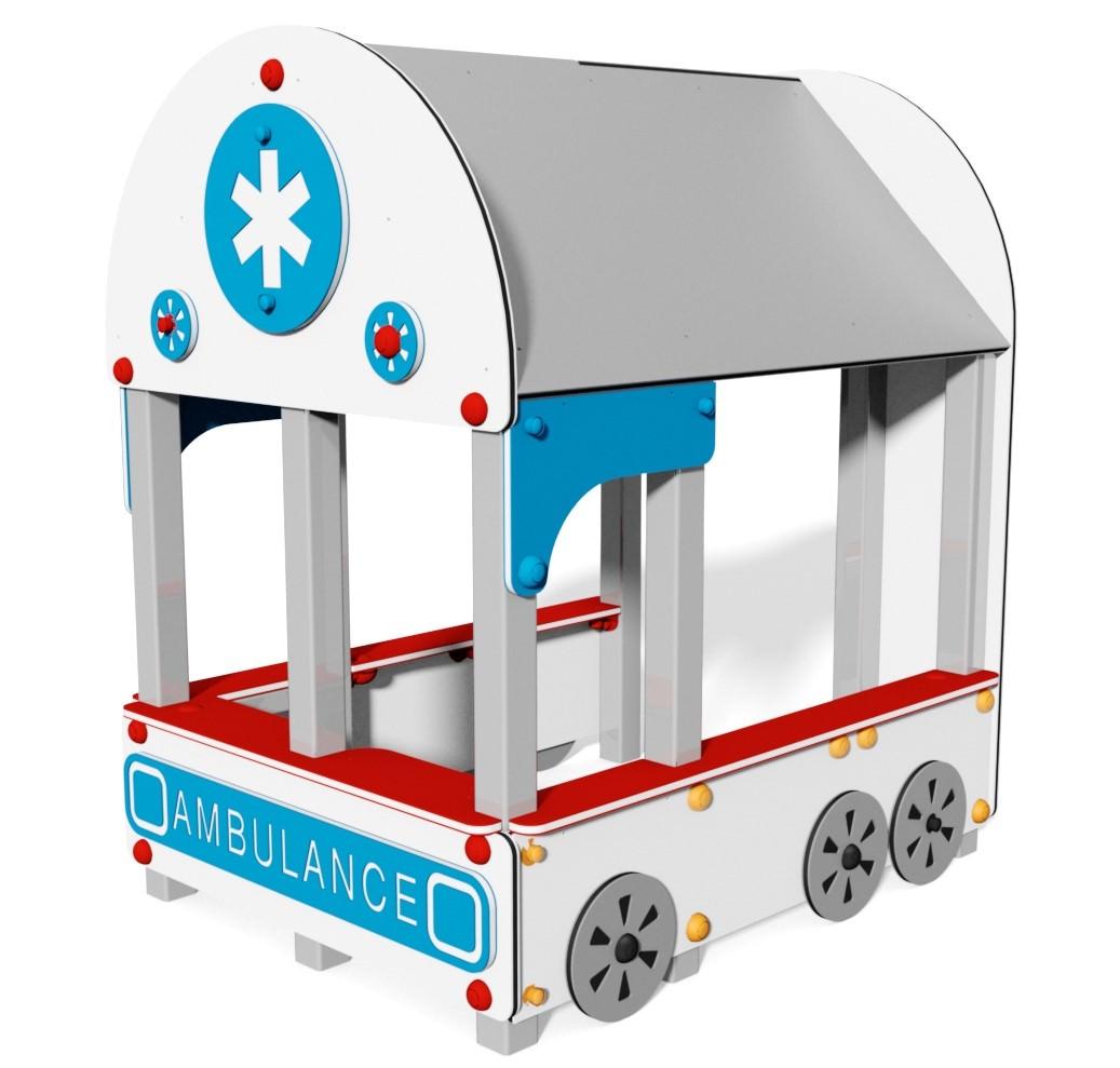 Ambulance House