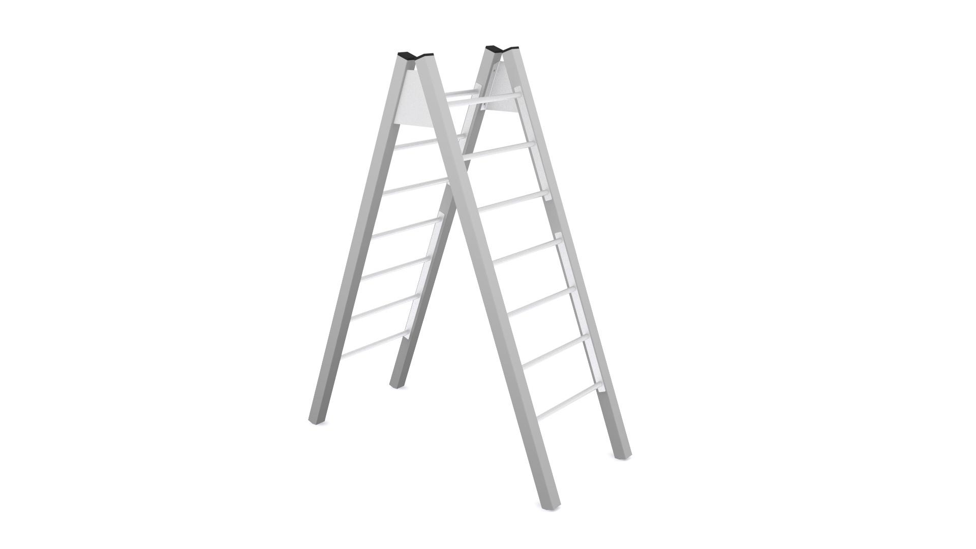 Diagonal Ladder