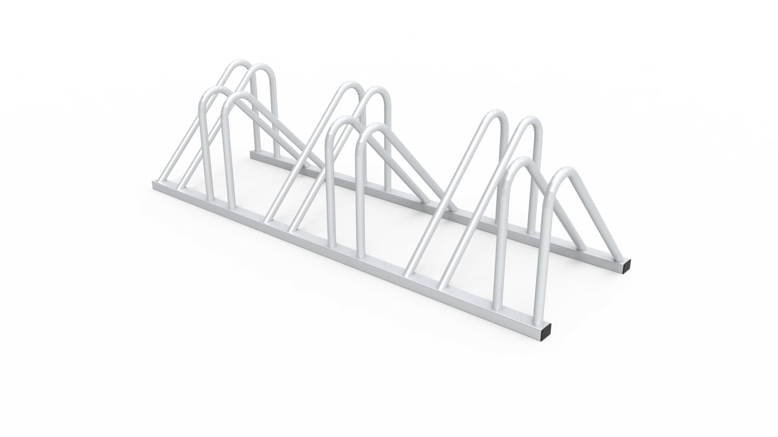 Bike Rack 3+3 Stands