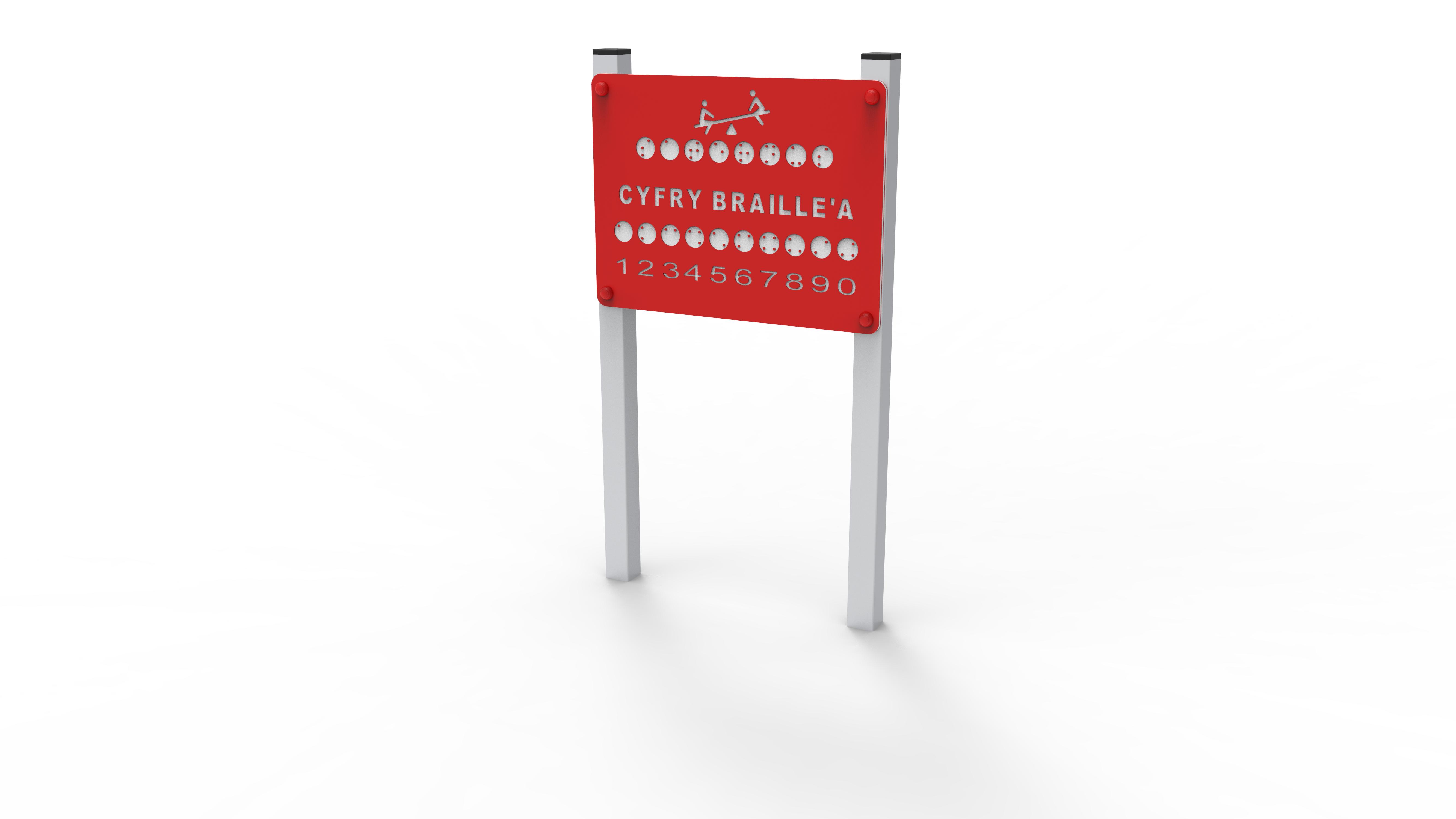 Braille'a Board