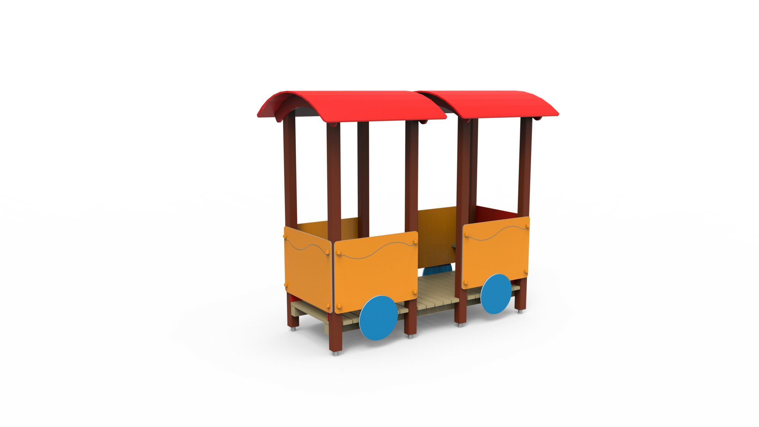 Full Hard Top Carriage
