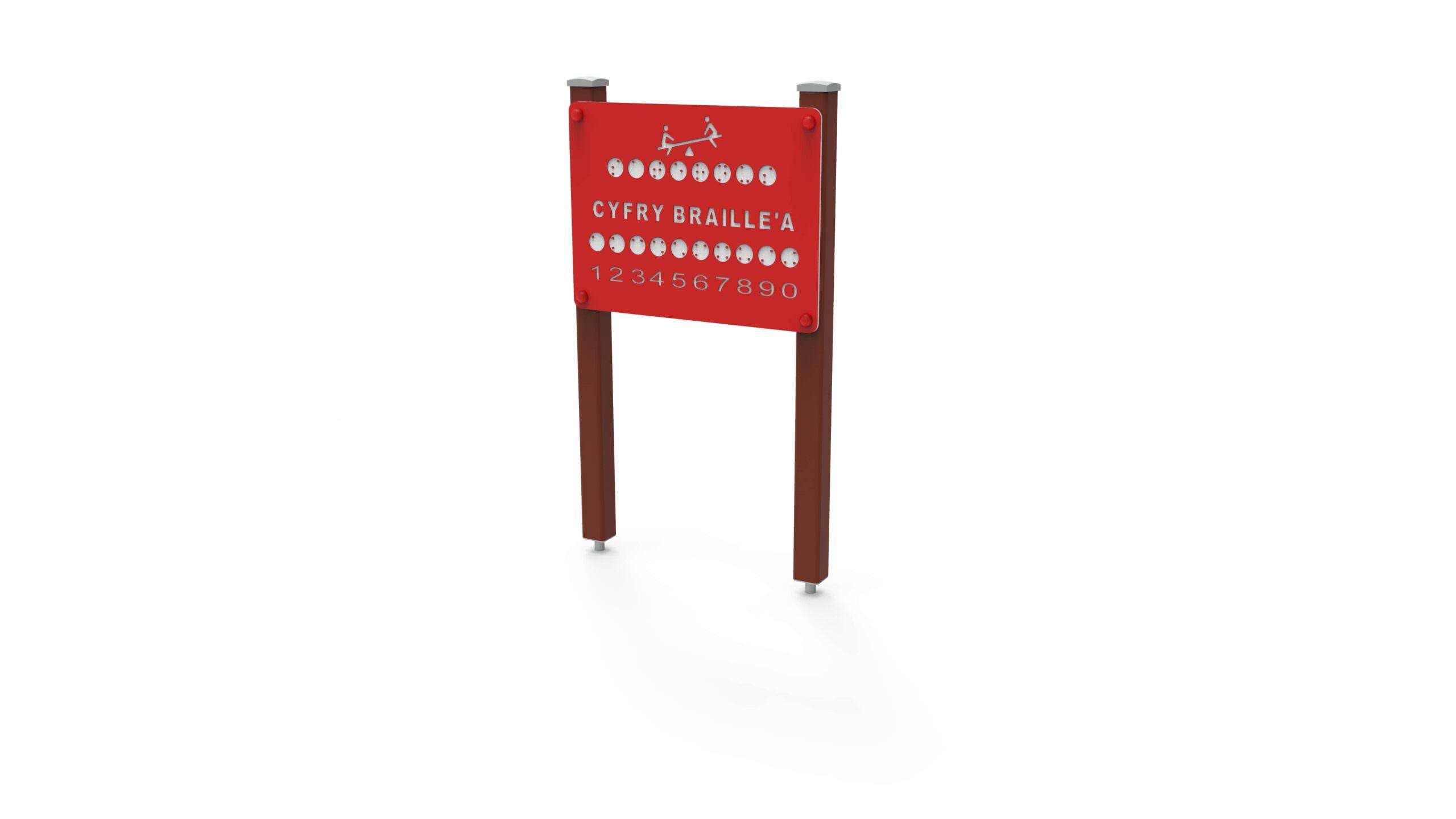 Braille Board