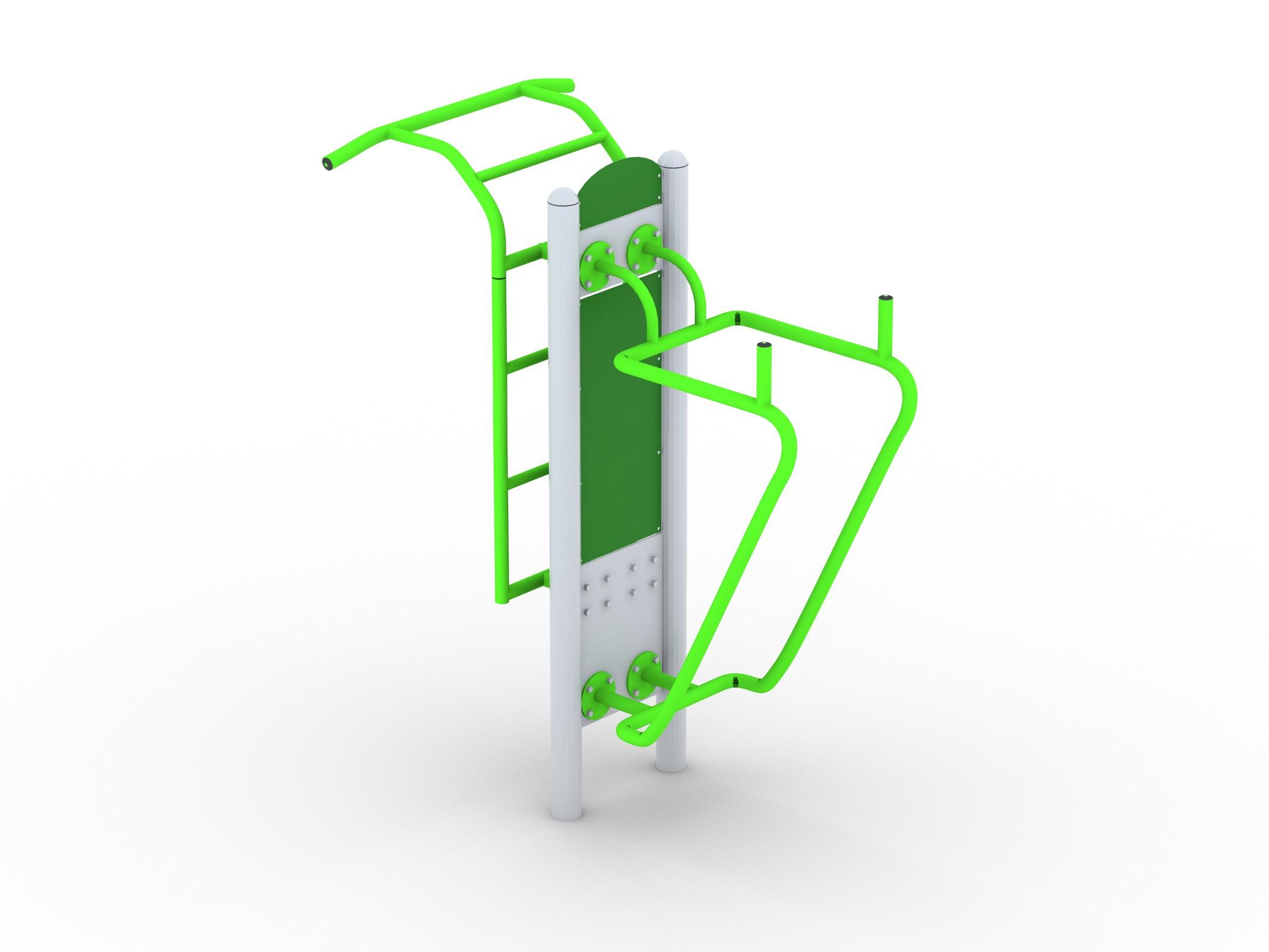Ladder And Leg Raise