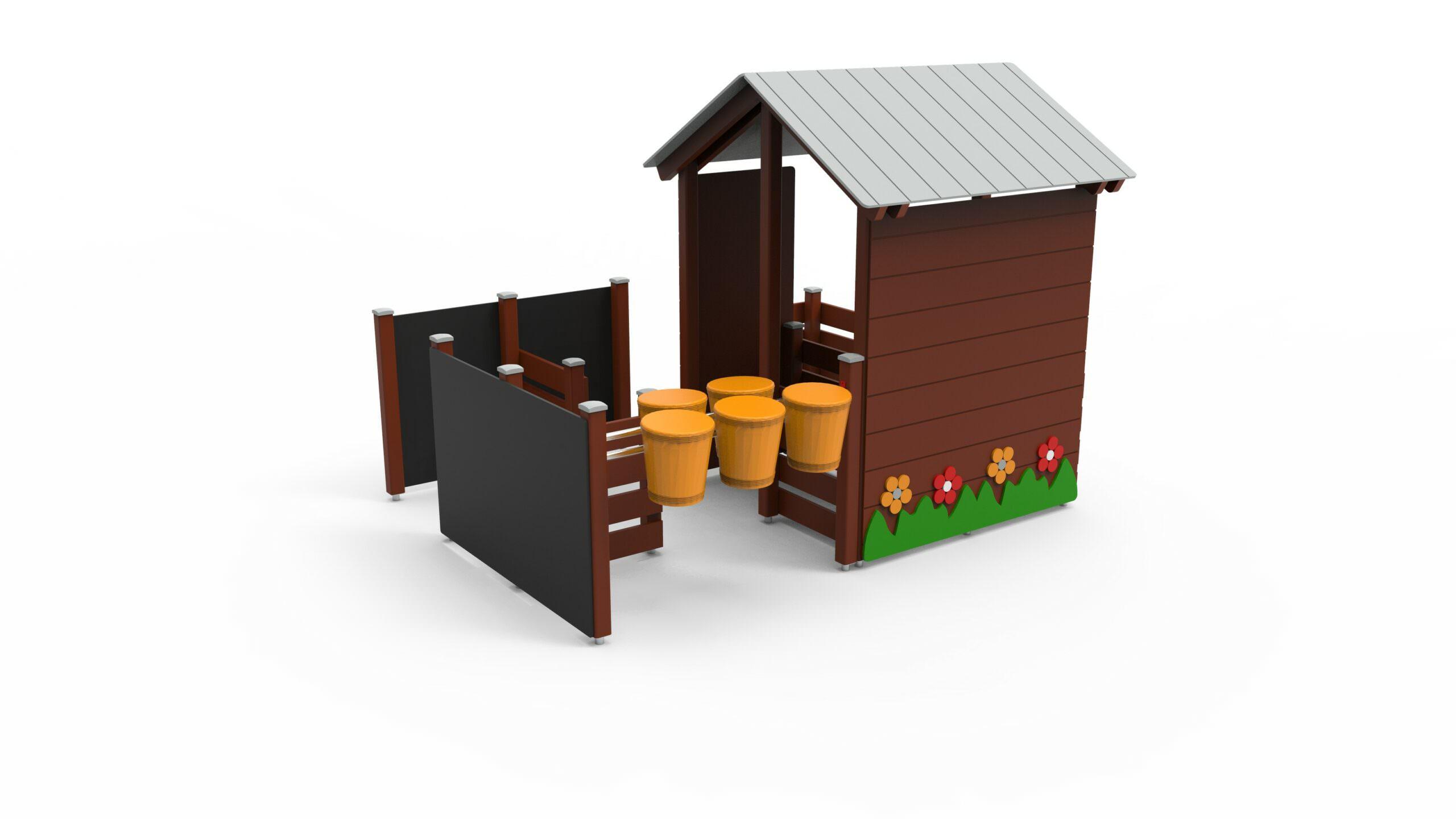 Farm- Small Maze