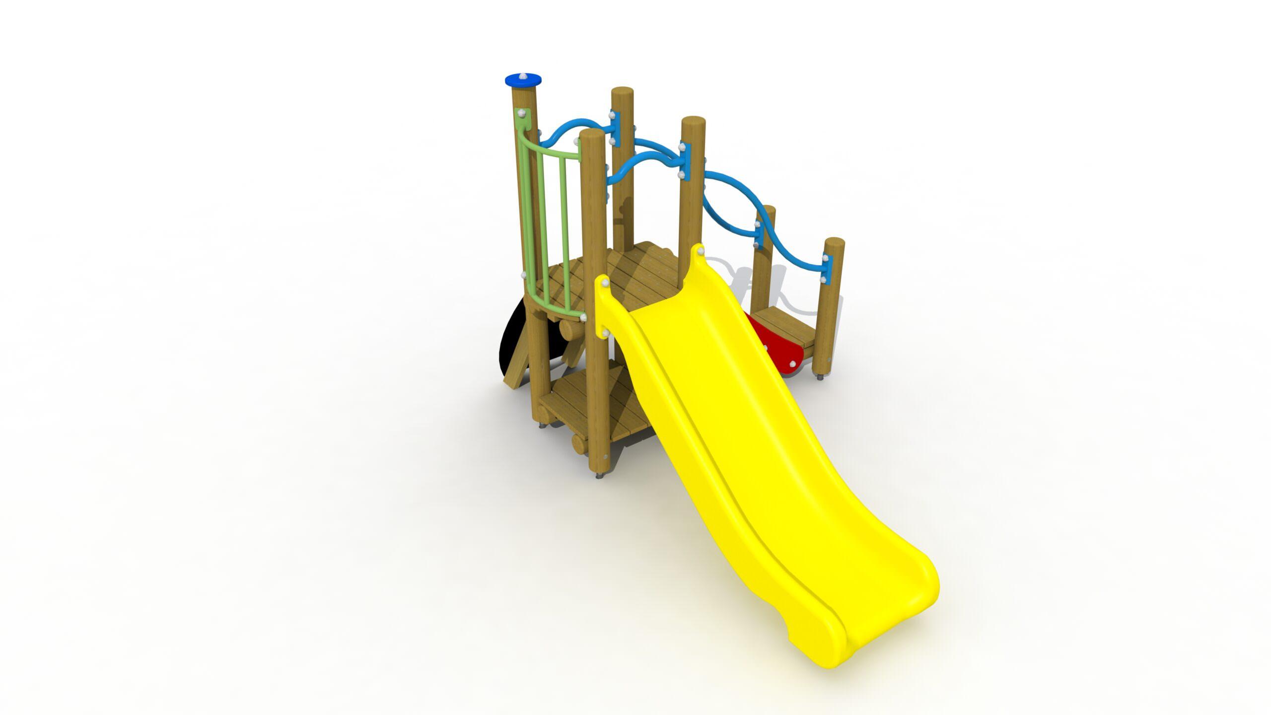 Cinderella (polymer Slide)