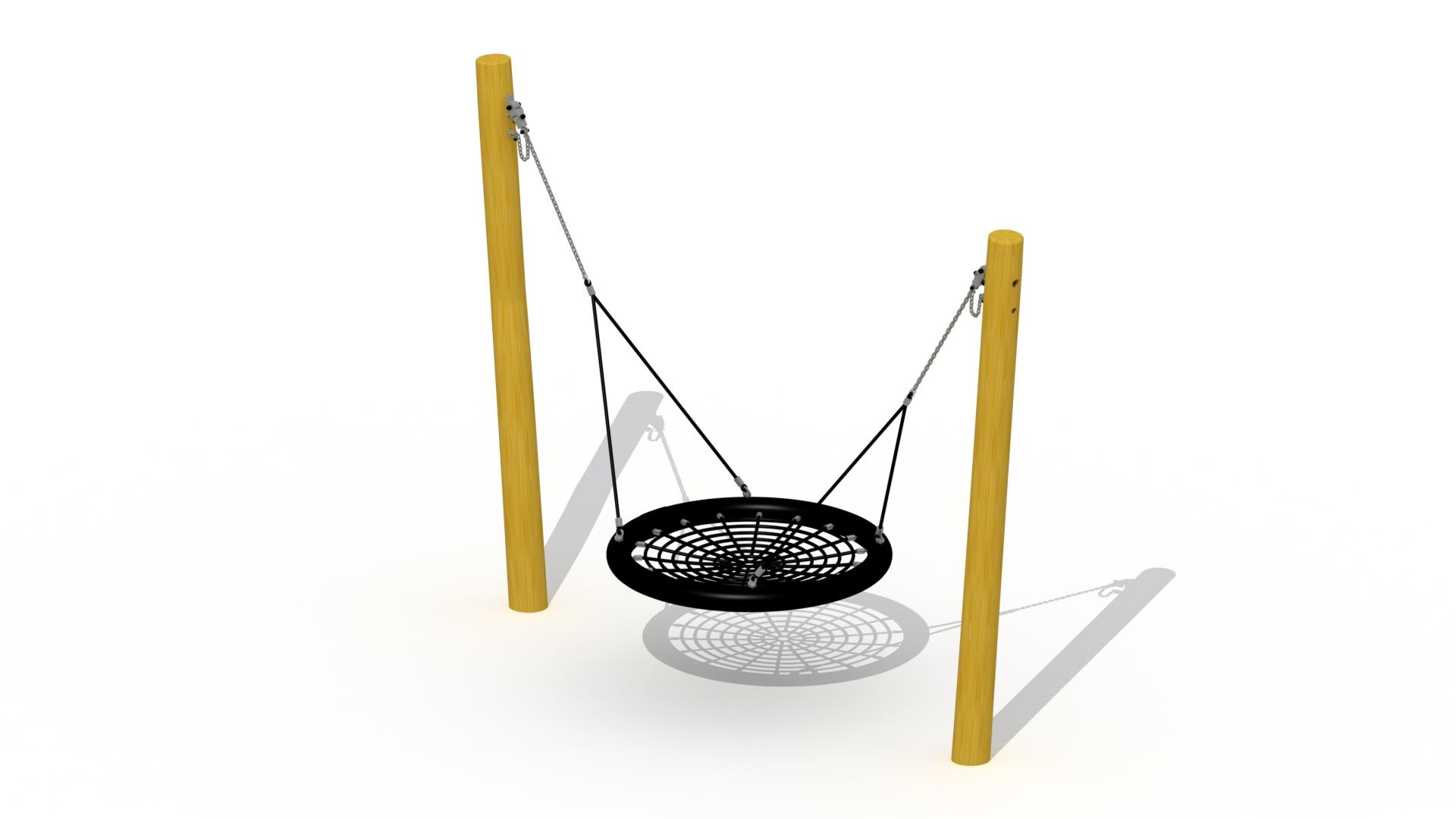 Hammock Swing (basket)