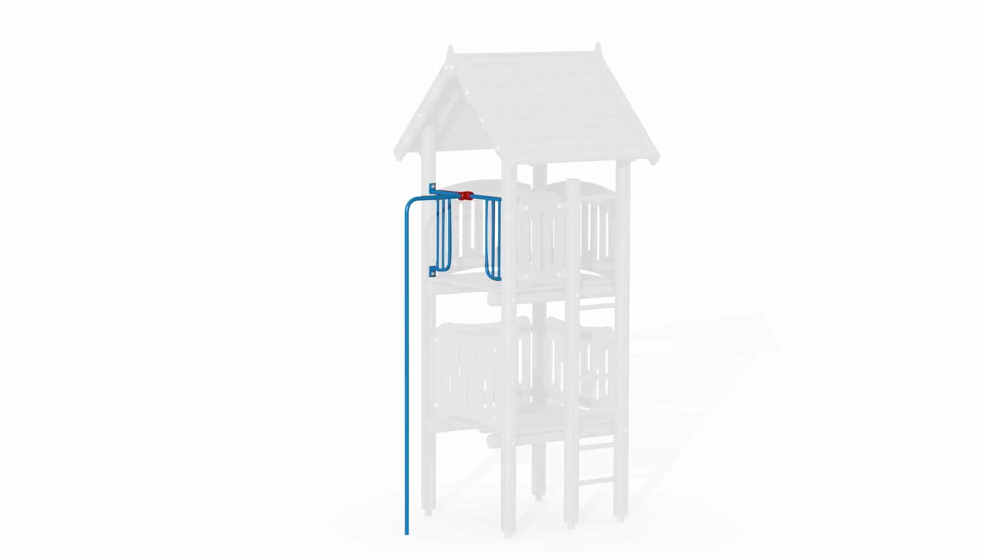 Fireman's Pole (high)