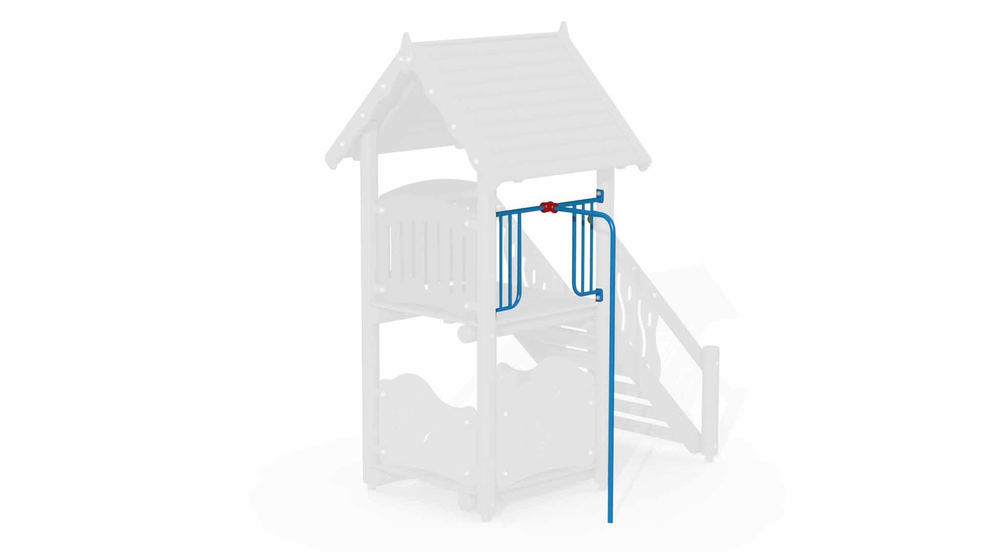 Fireman's Pole (low)
