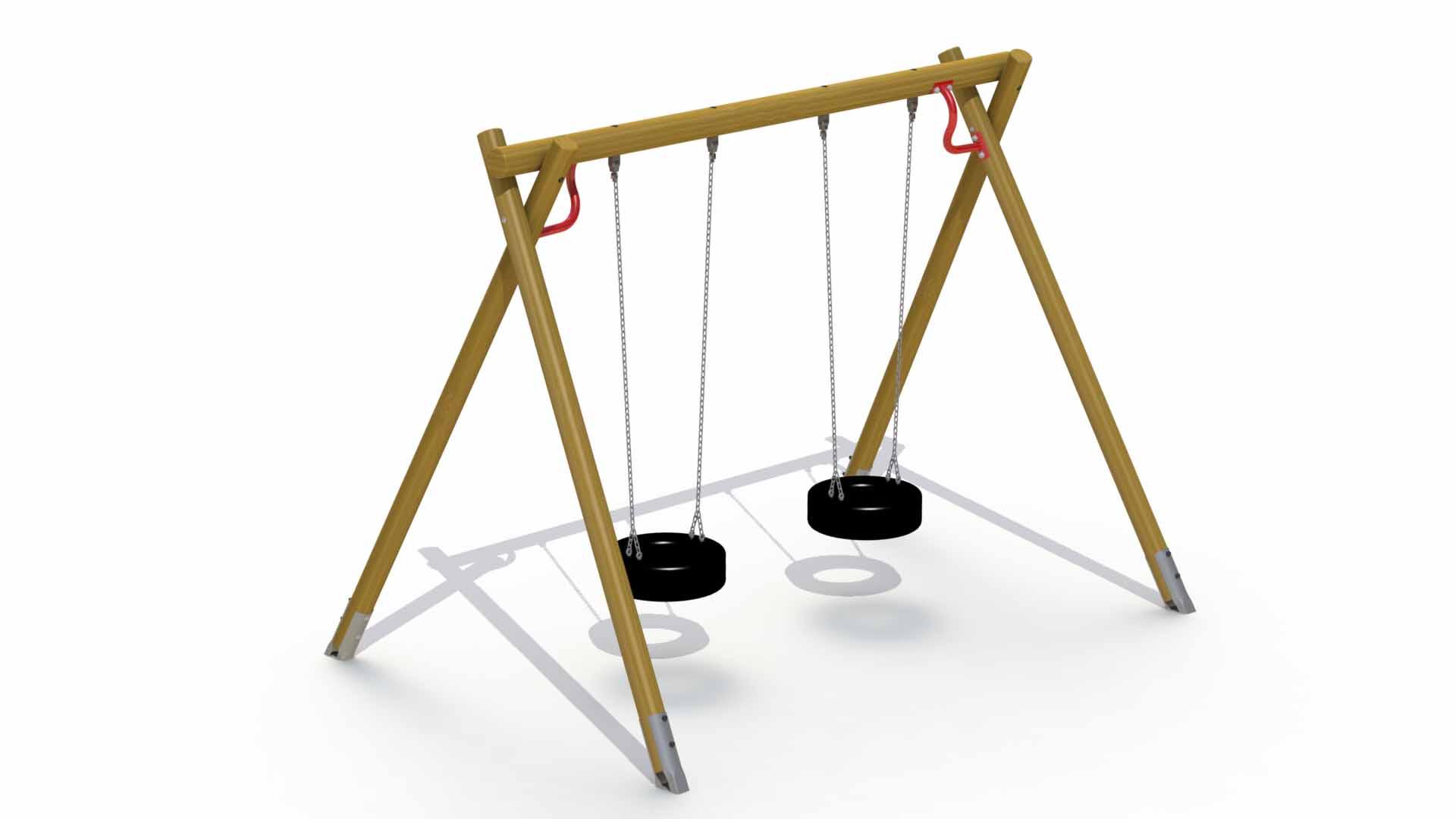 Heavy Swing (2 Swing Tyres)
