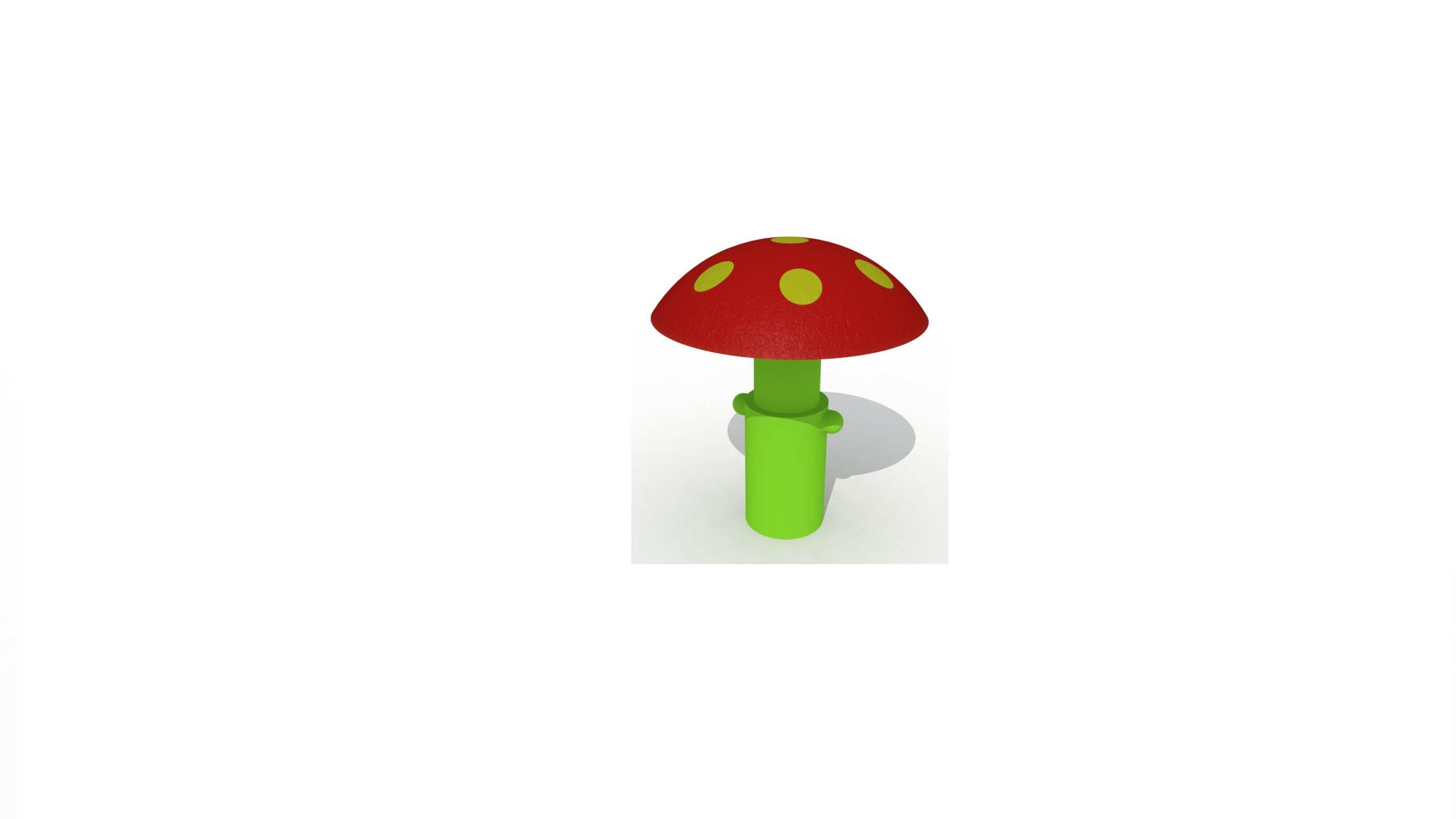 Bouncing Mushroom