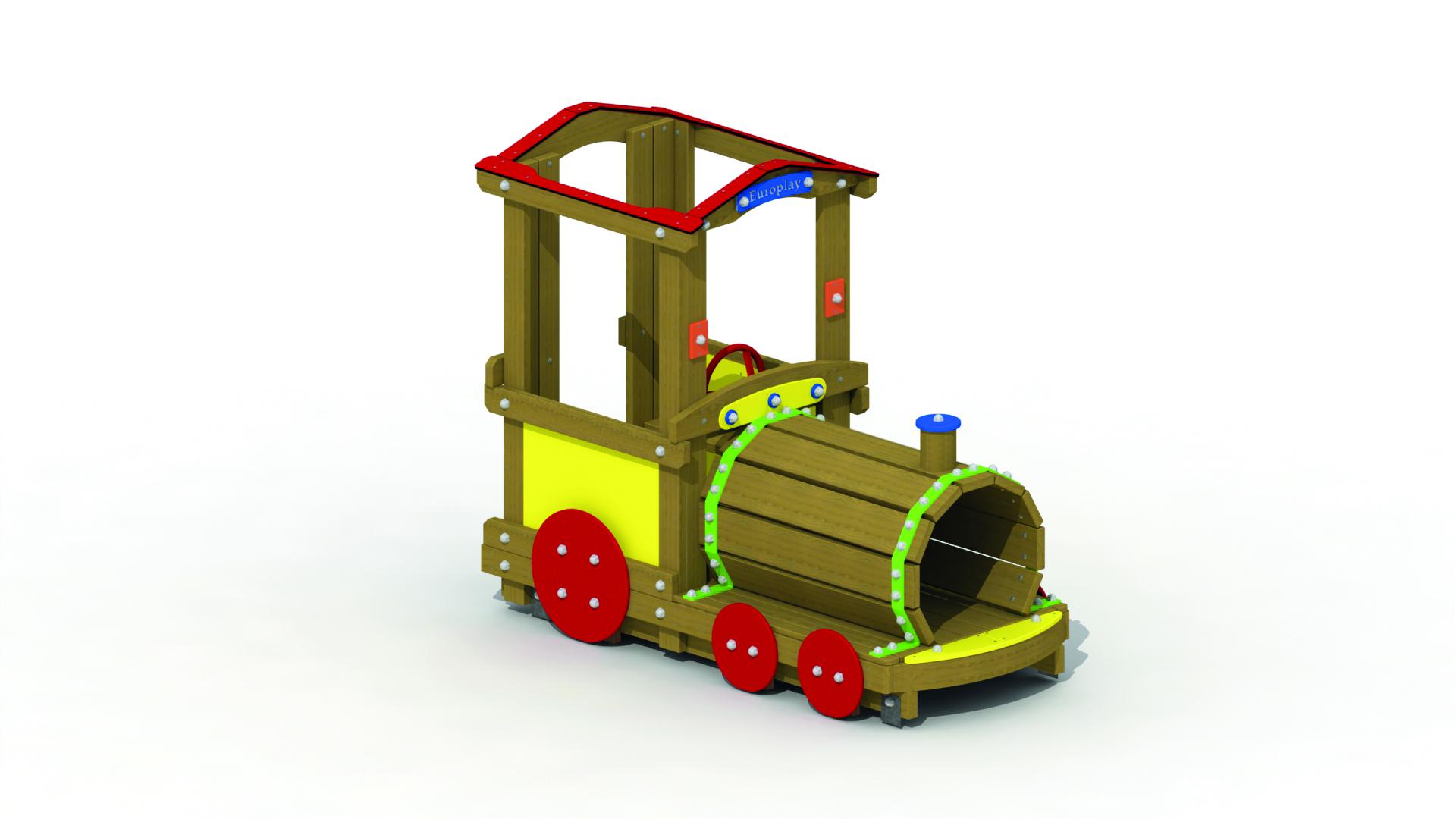 Locomotive (open Roof)