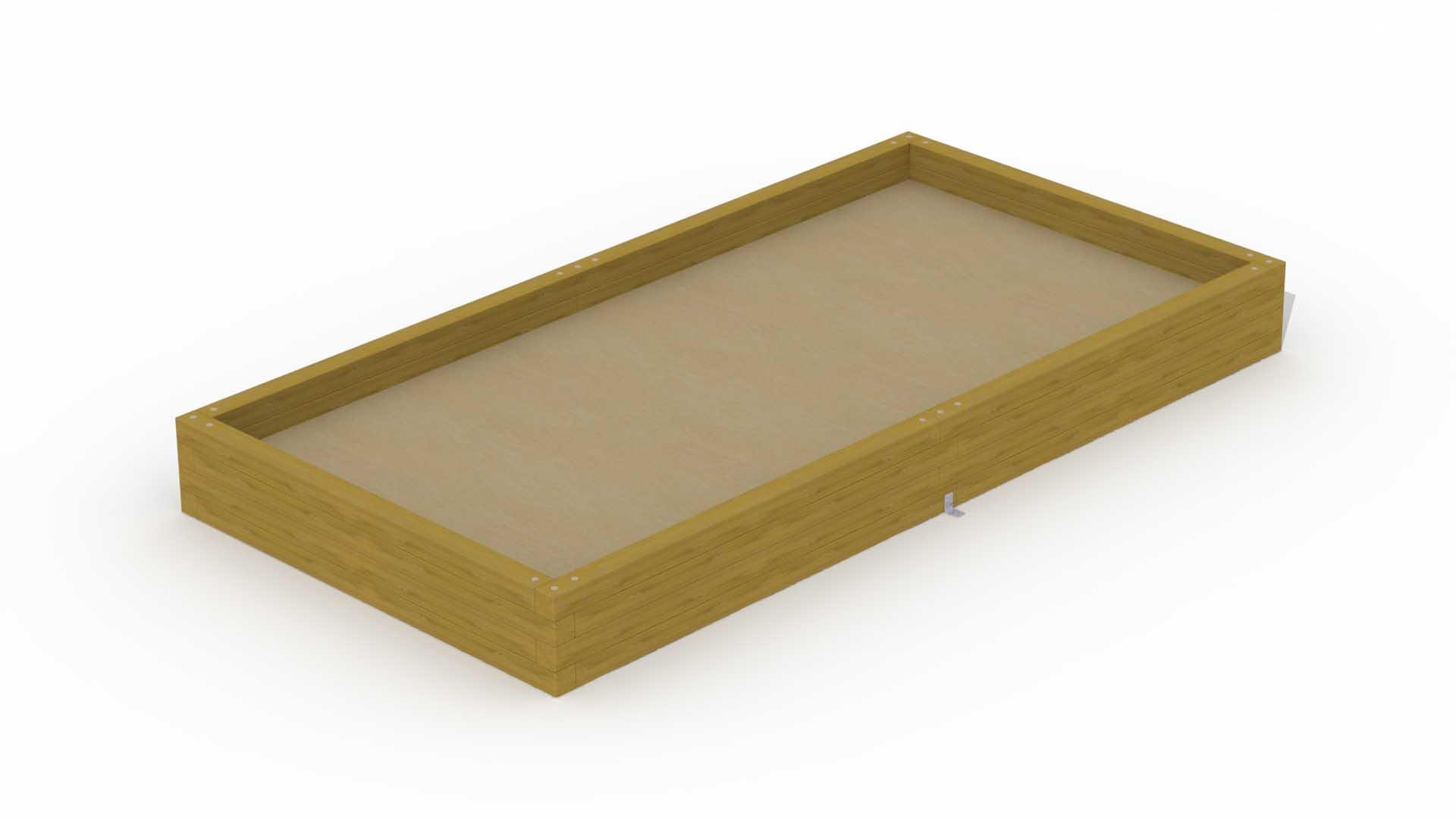 Beam Sandbox (1,8 X 3,6 M)