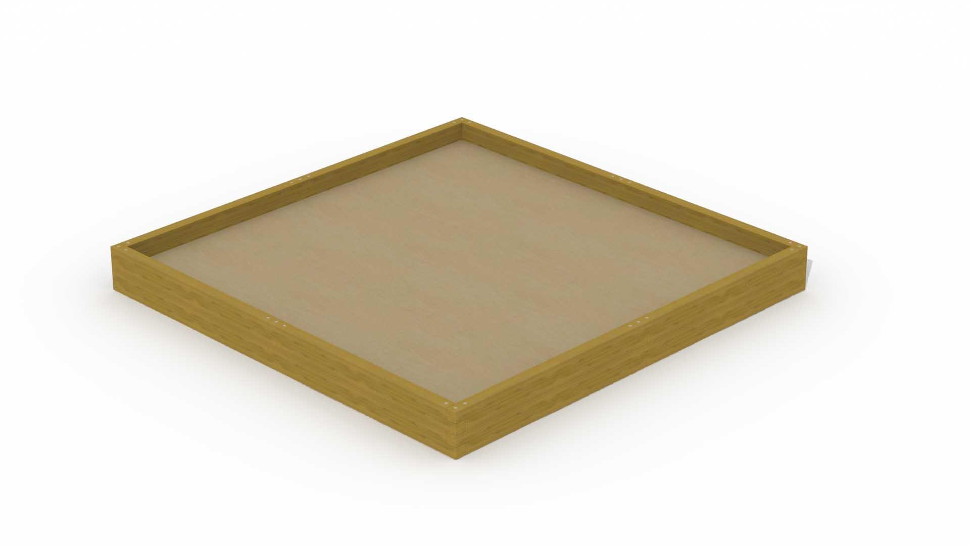 Beam Sandbox (3,6 X 3,6 M)